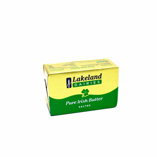 Picture of Lakeland Pure Irish Butter Salted 250G