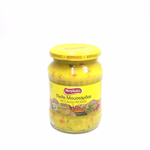Picture of Morphakis Piccalilli Pickles 350G