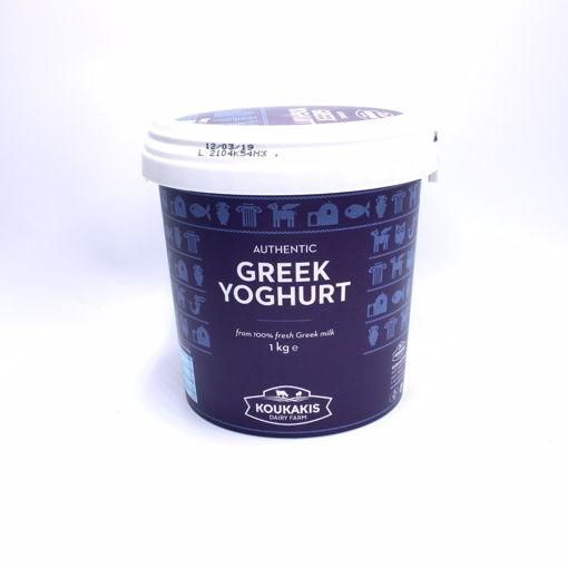 Picture of Koukakis Greek Yoghurt 1Kg