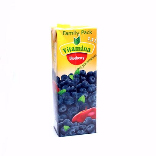Picture of Vitamina Blueberry Juice 1.5Lt