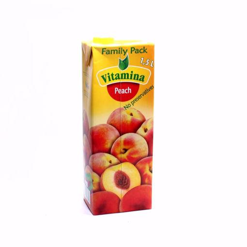 Picture of Vitamina Peach Juice 1.5Lt