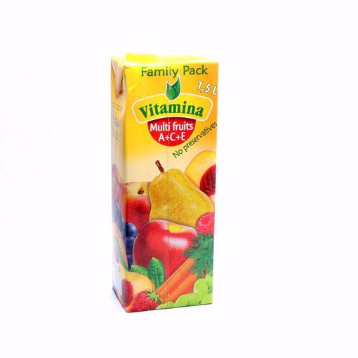 Picture of Vitamina Multi Fruits Juice A+C+E 1.5Lt