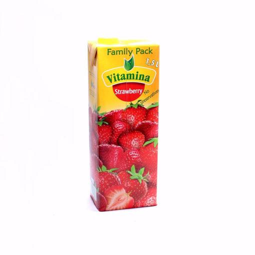 Picture of Vitamina Strawberry Juice 1.5Lt