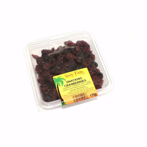 Picture of Tooty Fruity Snacking Cranberries 170G