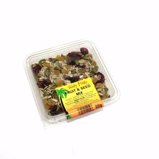 Picture of Tooty Fruity Fruit & Seed Mix 220G