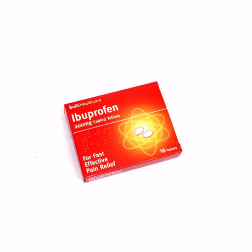 Picture of Ibuprofen Tablets 200Mg
