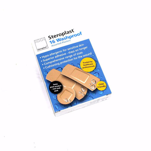 Picture of Steroplast Washproof Plasters