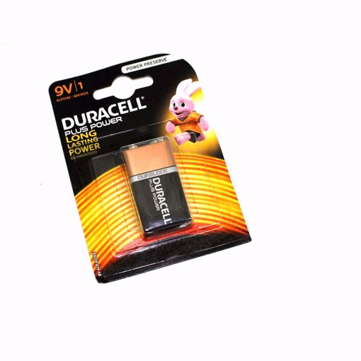 Picture of Duracell 9V/1