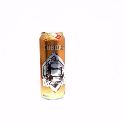 Picture of Tuborg Gold Can Beer 500Ml