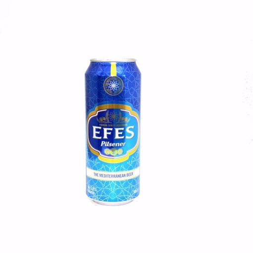 Picture of Efes Pilsener Beer Can 50Cl