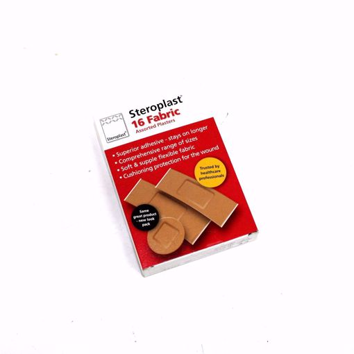 Picture of Steroplast Plasters
