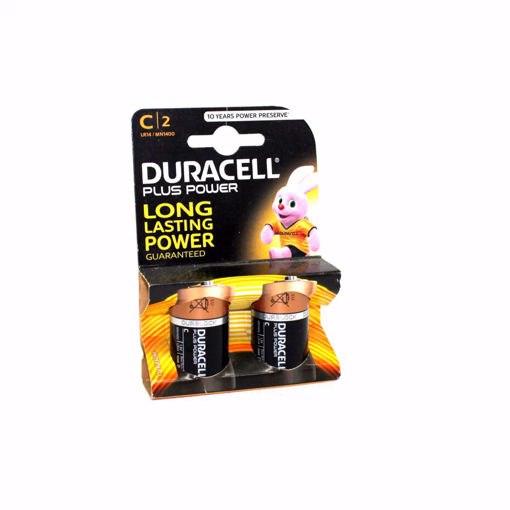 Picture of Duracell C/2
