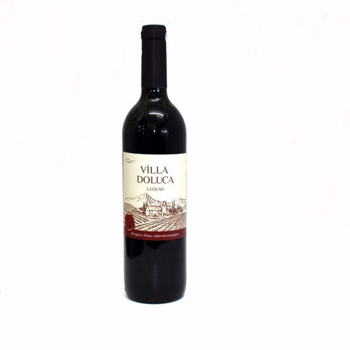 Picture of Villa Doluca Red Wine 75Cl
