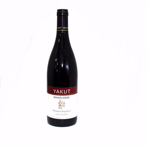Picture of Kavaklidere Yakut Red Wine 75Cl