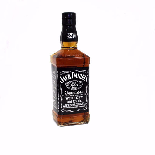 Picture of Jack Daniel's Whiskey 70Cl