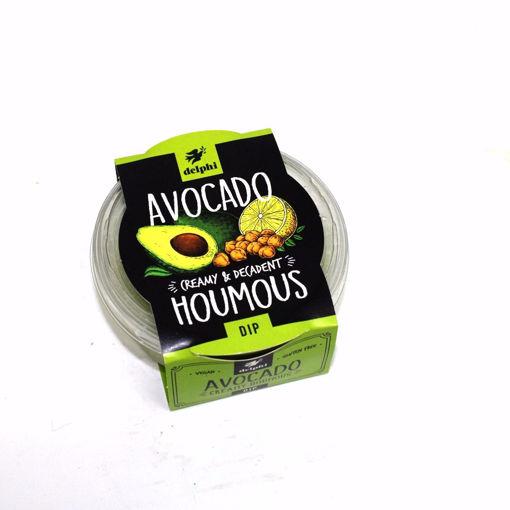Picture of Delphi Avocado Houmous Dip 150G