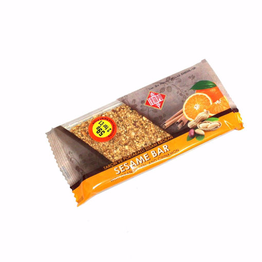 Picture of Tempo Sesame Bar With Orange Peel 50G