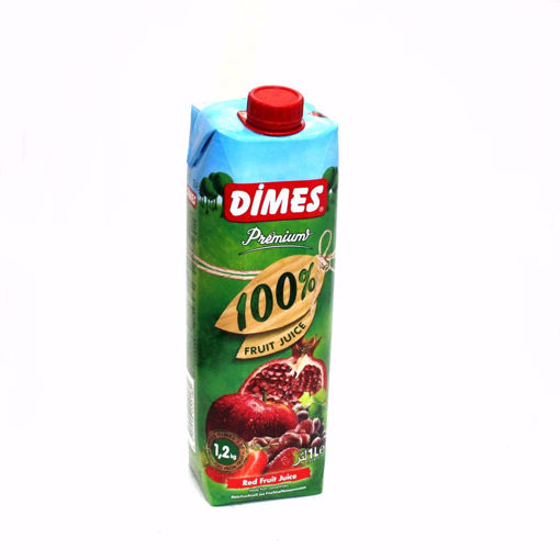 Picture of Dimes 100% Red Fruit Juice 1Lt