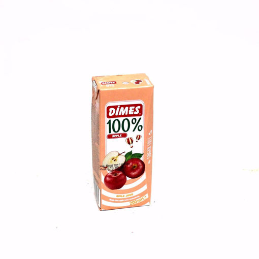 Picture of Dimes Apple Juice 100%, 200Ml