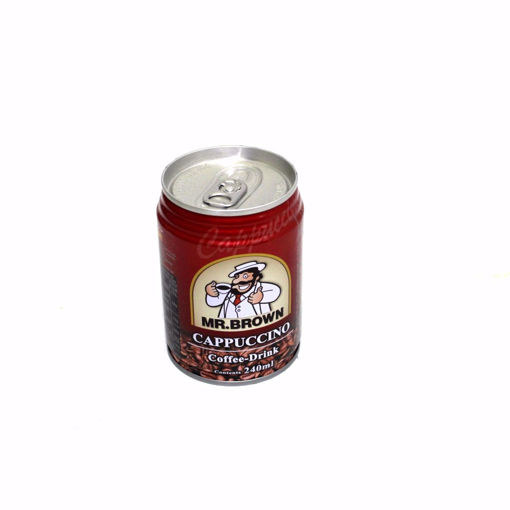 Picture of Mr.Brown Cappuccino Coffe-Drink 240Ml