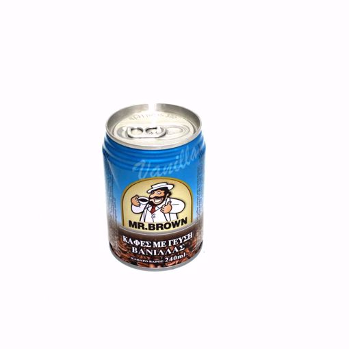 Picture of Mr.Brown Vanilla Coffee-Drink 240Ml