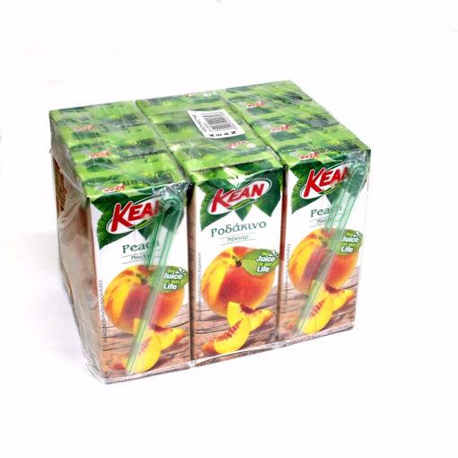 Picture of Kean Peach Juice 9X250ml