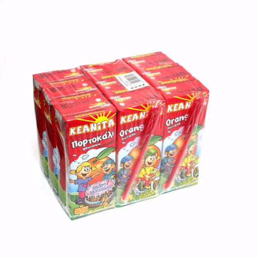 Picture of Kean Keanita Orange Juice 9X250ml