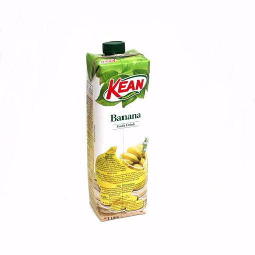 Picture of Kean Banana Fruit Drink 1Lt
