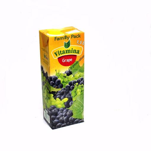 Picture of Vitamina Grape Juice 1.5Lt