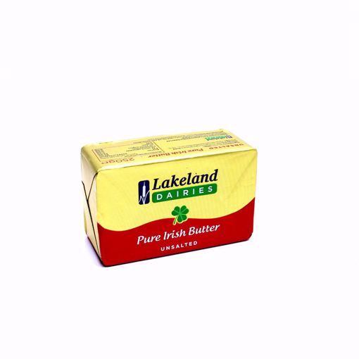 Picture of Lakeland Pure Irish Butter Unsalted 250G