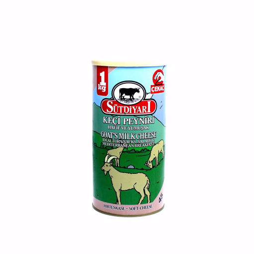 Picture of Sutdiyari Goat's Milk Soft Cheese 45%, 1Kg