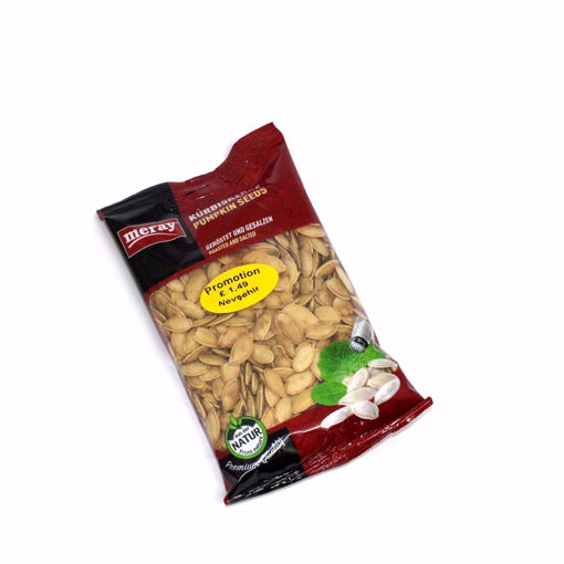 Picture of Meray Roasted & Salted Pumpkin Seeds 200G