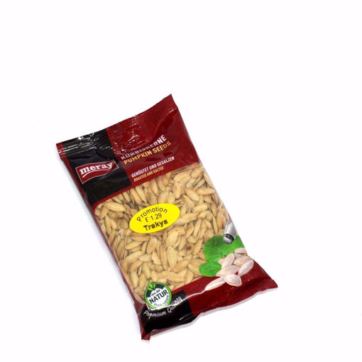Picture of Meray Roasted & Salted Pumpkin Seeds Trakya 200G