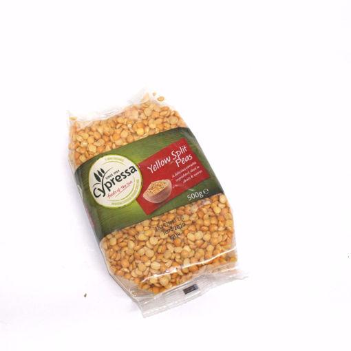 Picture of Cypressa Yellow Split Peas 500G