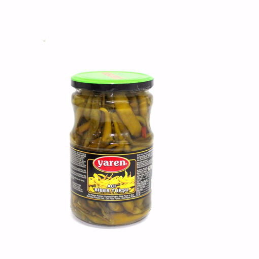 Picture of Yaren Peperoni Pickles 620G