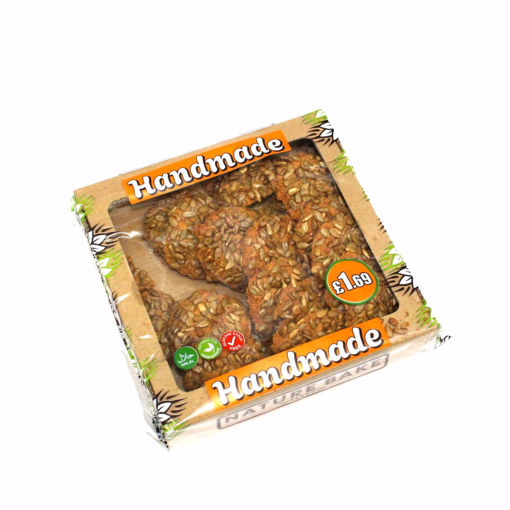 Picture of Hand Made Sunflower Seeds Cookies 300G