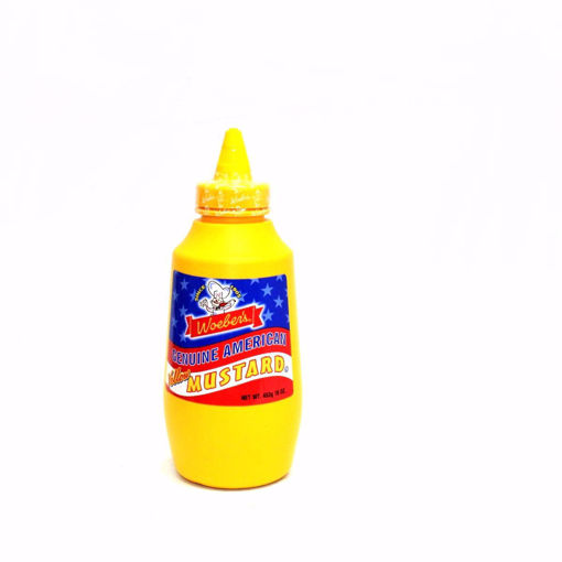 Picture of Woeber's Yellow American Mustard 435G