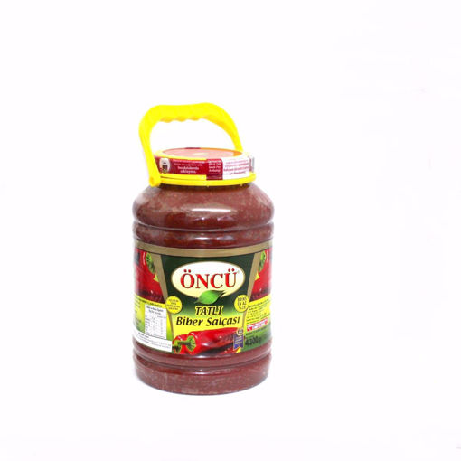 Picture of Oncu Pepper Paste Mild 4300G