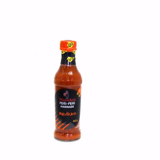 Picture of Nando's Peri-Peri Marinade Medium Sauce 262G