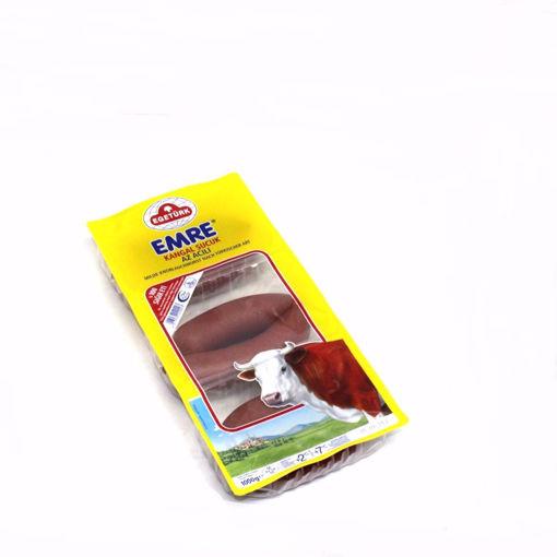 Picture of Egeturk Emre Kangal Garlic Sausage 1Kg