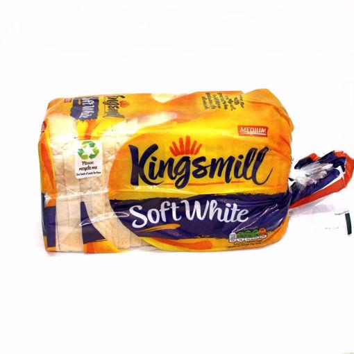 Picture of Kingsmill Medium Soft White Sliced Bread 800G
