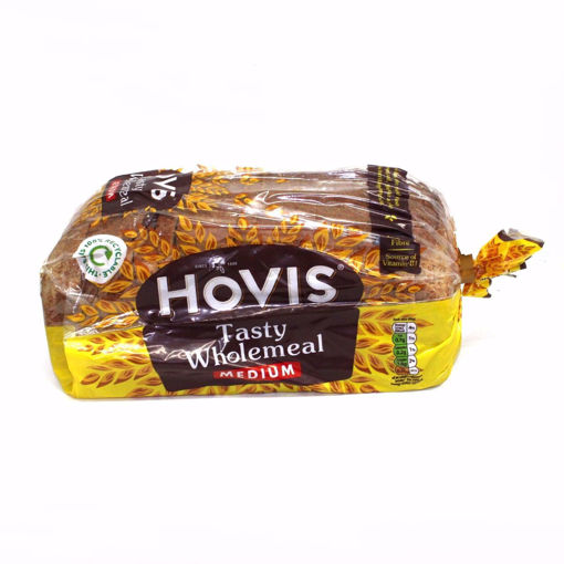 Picture of Hovis Medium Tasty Wholemeal Sliced Bread 800G