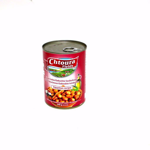 Picture of Chtoura Fields Cooked Fava Beans 400G