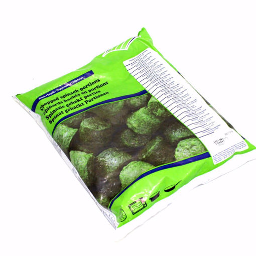 Picture of Frozen Chopped Spinach 1Kg