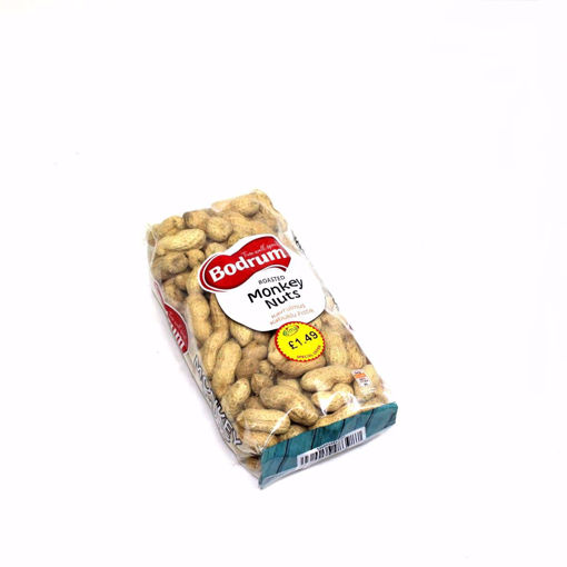 Picture of Bodrum Roasted Monkey Nuts 400G