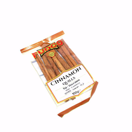 Picture of Fudco Cinnamon Quills 100G