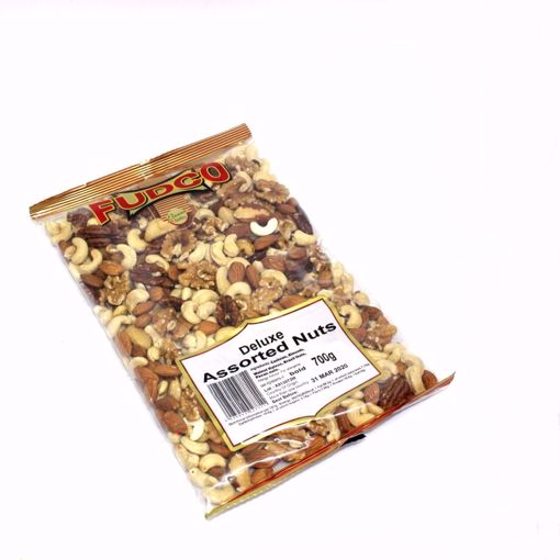 Picture of Fudco Deluxe Assorted Nuts 700G