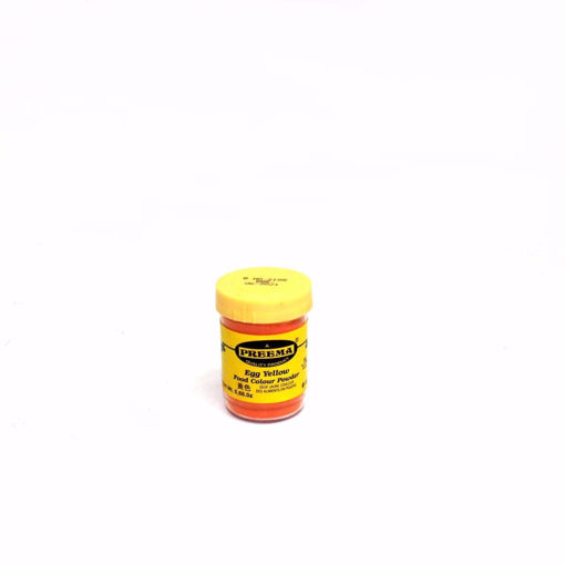 Picture of Preema Egg Yellow Food Colour Powder 25G