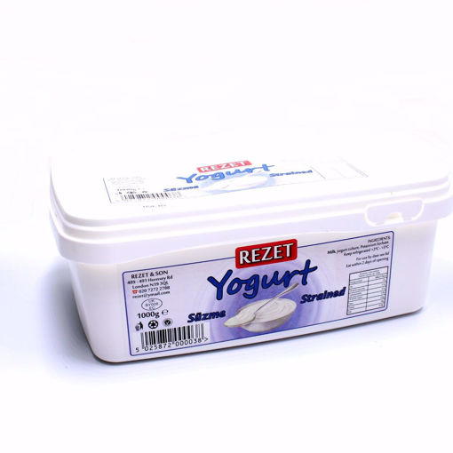 Picture of Rezet Strained Yoghurt 1Kg