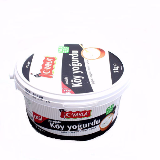 Picture of Yayla Yoghurt 3.5% 2Kg